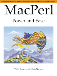 [ MacPerl: Power and Ease Cover ]